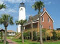 St. George Island Visitor Center and Lighthouse Mu