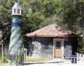 Carrabelle Bottle House--Leon Wiesener