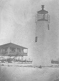 Dog Island Lighthouse-Replaced by Crooked River