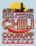 St. George Island Chili Charity Cook-off