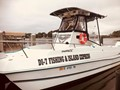 Di-7 Dog Island Fishing & Island Express