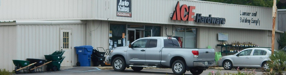 Jacksons Auto Parts and Ace Hardware, Inc.
