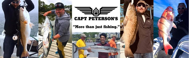 """More Than Just Fishing"" with CAPT. Sgt.Peterson"