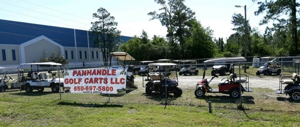 Panhandle Golf Carts, LLC