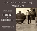 Special Exhibit: The Founding of Carrabelle